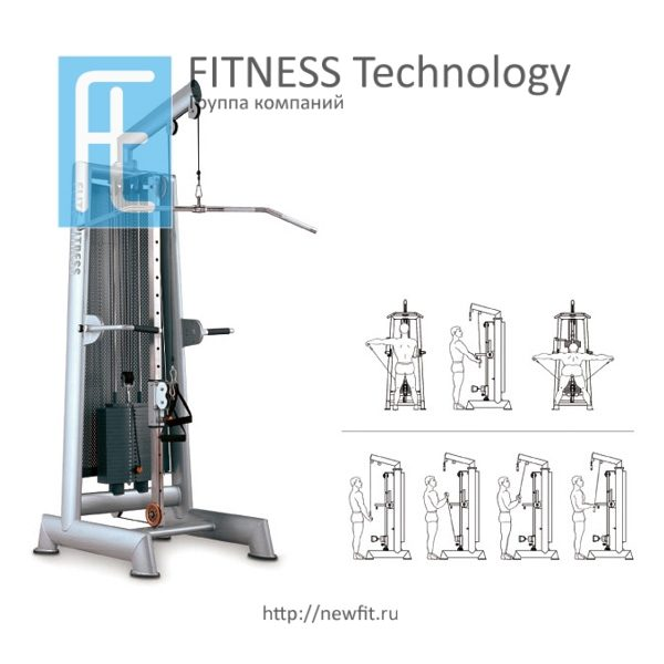 AT СЕРИЯ-ELITE Fitness 1142